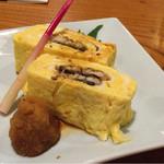 川魚料理 魚庄 - う巻き ¥930-