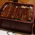川魚料理 魚庄 - 鰻重 上 ¥2,900-