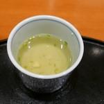 五右衛門 - いつもの豆腐スープ