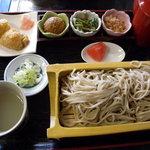 武州めん - おろしそば(750円)_2010-08-22