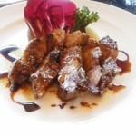 48890214 - 豚肉バルサミコ酢