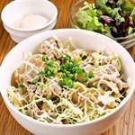 カフェラウンジ コロン - 四元豚の生姜焼き丼