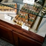 フランス菓子 スリジェ - 店内
