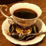 珈琲倶楽部 欅 - 大倉陶園のカップでいただく珈琲