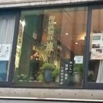 珈琲倶楽部 欅 - お店はビルの中二階にありました
