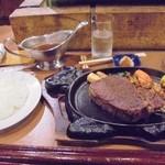 48891952 - 「豊後牛ヒレステーキコース」(12000円)