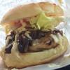 ザ・ルーモァバーガー - 料理写真:チキンバーガー ¥490☆