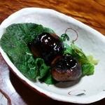 梅鶯荘 - これが長寿食の根本の郷土食かな~、「せいだのたまじ」