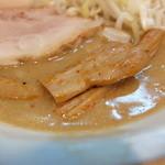 麺処 慶 - メンマ