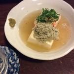 48894265 - 湯豆腐