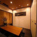 五色 - 御接待から、お食事会まで用途はお客様次第!くつろぎの個室でゆったりとお過ごしください。