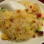 白鳳 - ランチの炒飯