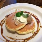 ココノハ - 七穀バターのパンケーキ