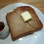 カフェ レクセル - 全粒粉トースト