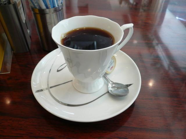 珈琲さろん午後 - モーニングのコーヒー