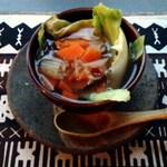 48900169 - 野菜スープ400円