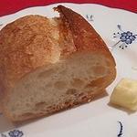 ル・コションドール・キタノ - パン:焼きたてが! おかわり可