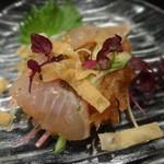 Shunsaikemmizuno - 真鯛の造り