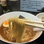 大阪大勝軒 - ラーメン(680円)麺リフト