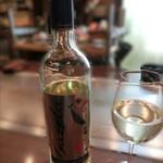 1029 - <2016年3月・再々訪>新入荷のポルトガルの微発酵白ワイン「ガゼラ」・3,000円☆