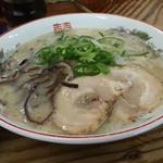 麺篤屋 - ラーメン