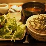 ハントコcafe - 日替わり定食 950円