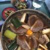 芭蕉庵 - 料理写真:鴨南蛮