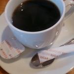 ステーキハウススフィーダ - コーヒーもつきます!