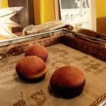 欧風カレーレストラン マイソール - 料理写真:イベント出店で完売必至のマイソール特製カレーパン。
