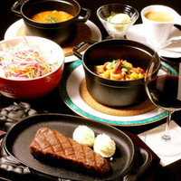 Steak and STAUB YOKOHAMA -