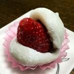 しもつけ彩風菓 松屋 - 2個目を食べながら次回は何時になるかなぁ?