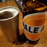 大阪産(もん)料理 空 - 大阪人としては地ビールが飲めて嬉しいです。