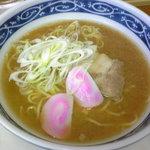豊国製麺所 - 角煮らーめん