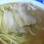 豊国製麺所 - 角煮チャーシュー
