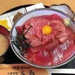 48923154 - 絶品特製大和丼(1600円)