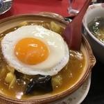中華料理 大栄飯店 - カレー丼セット