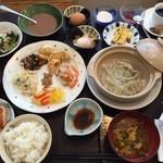尾鷲 魚ぎょうざ(水ギョーザ)ランチ