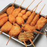 魚と串揚げ 串かっちゃん -