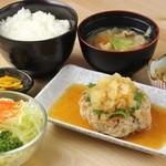おふくろ食堂 -神門屋- - 料理写真:和風ハンバーグ