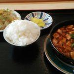台湾料理 福祥順 - 料理写真:これだけでも普通の定食ぐらいありますね?
