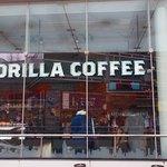 GORILLA COFFEE - エソラ1階です。