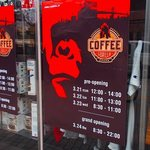 GORILLA COFFEE - プレオープン3日間       とても短い時間でした。。。