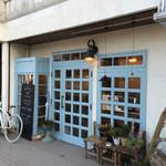 ザルツベルク コーヒー - お店の外観