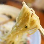 拉麺 札幌ばっち軒 - めん