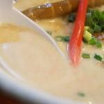 拉麺 札幌ばっち軒 - スープ