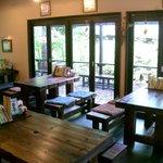 三笠茶屋 くんぺい - 本を読みながら、ゆっくり過ごしてください。
