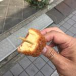 肉のサトー - 甘い玉子焼きが揚がってたり(^∇^)