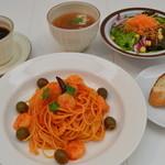 kokoya - 料理写真:パスタランチです。パスタは6種の中から選べます。