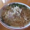 まさご屋 - 料理写真:中華そばです☆ 2016-0317訪問