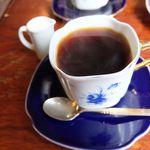 鴫立亭 - コーヒー